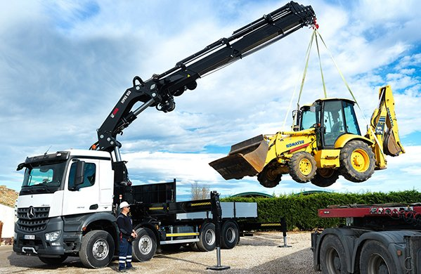 Vehicle Mounted Hydraulic Loader Training | HIAB Course | TL