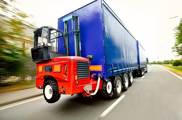 Vehicle Mounted Lift Truck Training