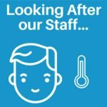 looking after our staff